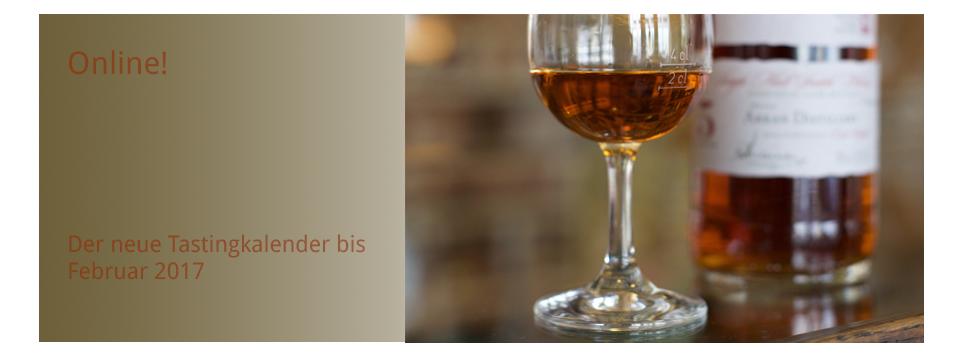 Tastings bei Whisky&Cigars in der Sophienstraße