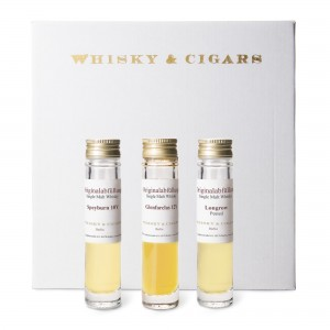Single Malt-Deluxe-Box 3er
