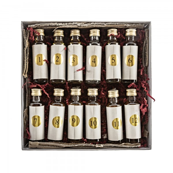Rum-Adventskalender Edition 2018