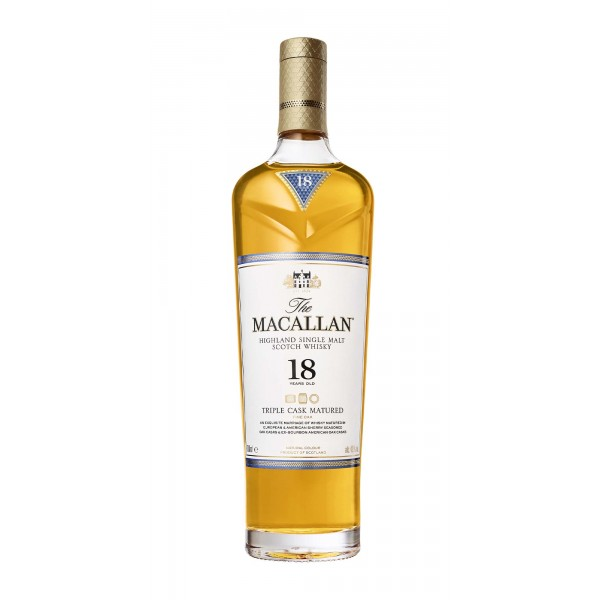 The Macallan Triple Cask