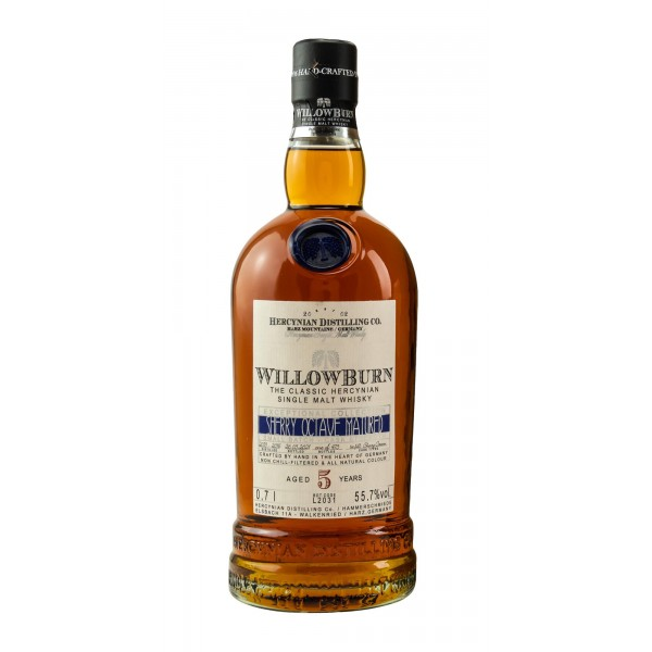 Willowburn 5y, Exceptional Collection – Sherry Octave Matured