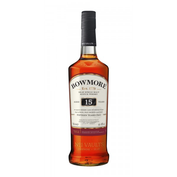Bowmore Sherry Cask Finish