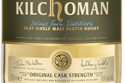 Kilchoman Cask Strength