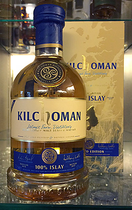 Kilchoman 100% Islay 2017 bei Whisky & Cigars