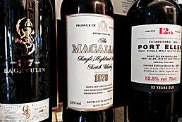 Port Ellen, macallan 1978, alte jahrgangswhiskys