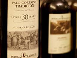 Sherry der Bodega Tradicion gehören zu den besten Sherrys