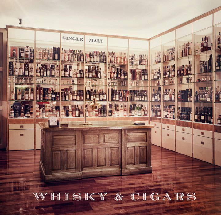Whisky and Cigars-Laden in Berlin