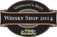 Germany´s Best Whisky Shop 2014